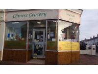 NEW CHINESE GROCERY SHOP! *discount inside*