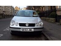 ***VW POLO*** 2004 (53 plate) 1.2 ***MUST GO***
