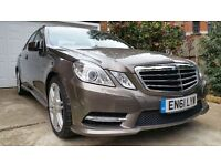 Mercedes E 250 NAV- AMG Body Kit - Sport Edition 125 - Excellent condition (Full Service History)