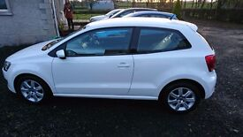 VW POLO WHITE 3 DOOR LADY OWNERS