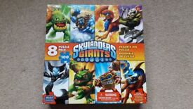 SKYLANDERS GIANTS 8 PUZZLE PACK