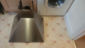 Cooker Hood, Electrolux, Stainless Steel