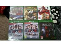 Sealed Xbox one games. Decent titles