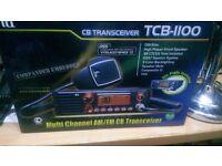 Tti tcb -1100 cb radio an /fm