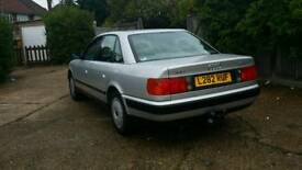 AUDI 100E 2.6 MANUAL CLASSIC FSH 1 OWNER PX SWAP WELCOME