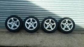 15inch Peugeot alloys
