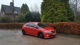 2007 HONDA CIVIC TYPE R 2.0 VTEC NATIONWIDE DELIVERY-CARD FACILITY-3/6/12 MONTHS WARRANTIES