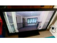 40inch Polaroid LCD TV built in Freeview