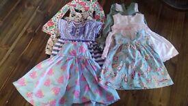 Girls 3-6 months summer clothes bundle - 33 items