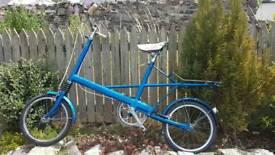 Moulton Mini Deluxe bike