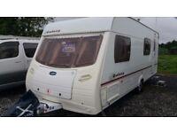 Lunar Galaxy 566 - 6 Berth Touring Caravan