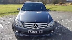 Mercedes-Benz C220 Sport CDI 2009. Fantastic opportunity to purchase a fantastic car.