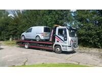 TOWING COMPANY AUCTION CAR DELIVERY BREAKDOWN SERVICE CAR TRANSPORTER M25 M1 M11 CAR RECOVERY