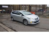 Toyota Prius Plus 7 Seater Sale UBER PCO Ready T Spirit 2012 Low Mileage Finance Available