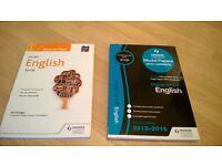 higher english books x2