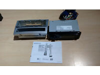 media head unit and surround for vauxhall corsa 2002