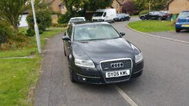 2005 Audi A6 quattro grey 3 keys keyless entry keyless start xenons sat nav leather parking aid