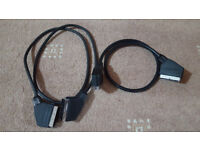 Scart Cable (x2)