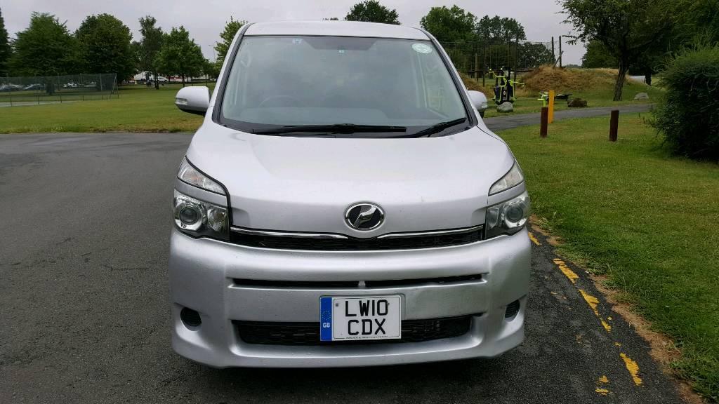 2010 Toyota Voxy Mpv 8 Seater Auto, Similar to Estima,Noah,alphard,elgrand
