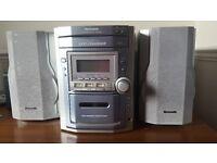 Panasonic Multi CD Player Stereo
