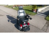 Electric mobility power chair titan make, hardly used i paid 1200.00 looking for 600.00 ono
