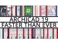ARCHICAD 19 AND 20 FOR WINDOWS AND MAC OSX