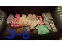 Girls 3-6 bundle