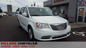 2016 Chrysler Town & Country TOURING-L,NAVI,HEATED SEATS & STEER