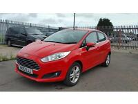 2015 Ford Fiesta 1.2 petrol 5 door hatchback genuine low mileage