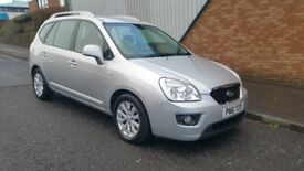 Kia Carens 1.6 CRDi 2 2011/61 7 Seats