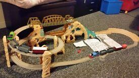 Thomas The Tank Engine Train Set