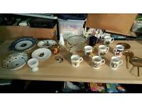 Selection of collectables