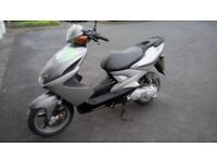 Mbk nitro 100cc supersport