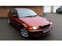 BMW 318i E46 se 1999 4 door saloon
