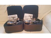Shimano tribal Mini big pit reels