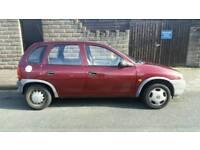 Vauxhall Corsa 1.0