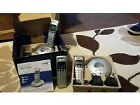 BT Home Phone with Answering machine.Graphite 3500. Delivery available