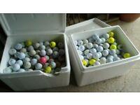 500+ Golf Balls (Nike, Srxion, Titleist, Dunlop, Bridgestone, etc)
