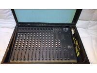 Peavey Unity Series 2000, 12 channel Live mixer