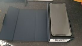 Samsung Galaxy S8 Plus 64GB - New, Black, Unlocked with accessories