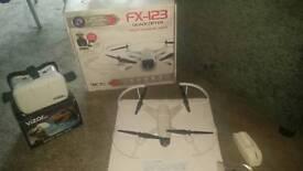 Fx-123 quadcopter