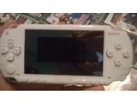 Sony PSP with games/movies and accessories
