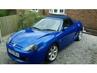 MG cool blue TF 1.8 petrol. £700 ono