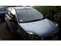 FORD FIESTA 1.6 AUTO BLUE LOW MILEAGE PETROL 12 MTH MOT