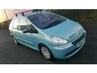 2005 CITROEN XSARA PICASSO GOOD SPACE TRADE IN CLEARANCE