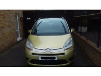 citreon picasso 7 seater full mot