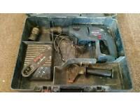 Bosch hammer drill 18v