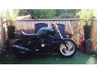 Motorbike 125cc 125 project bobber cafe racer spares repair or swaps