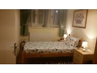 LARGE ROOM FOR SINGLE PERSON TO LET, SHARING WITH THE OWNER AS ONLY TWO PEOPLE LIVE IN THE HOUSE.