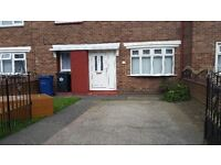 Immaculate 3 bed house with garden, South Shields, Whiteleas, No bond, DSS accepted.